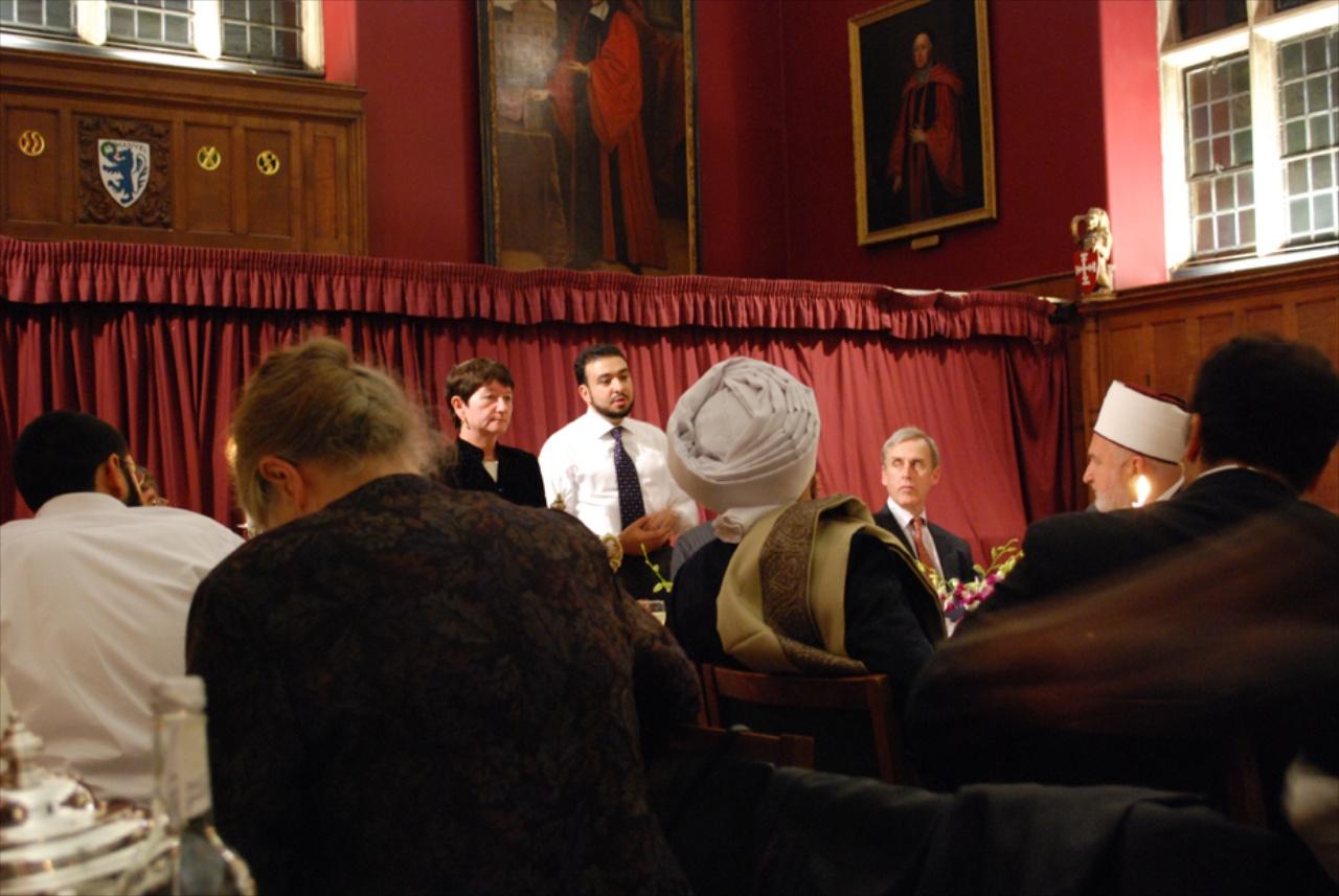 Common Word Conference, Cambridge | 2