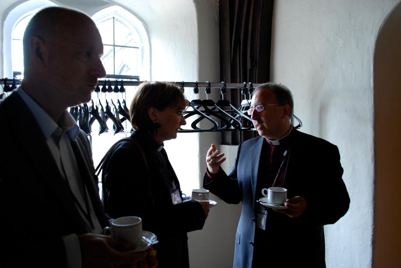 Common Word Conference, Cambridge | 9