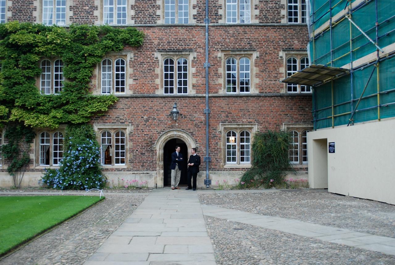 Common Word Conference, Cambridge | 10