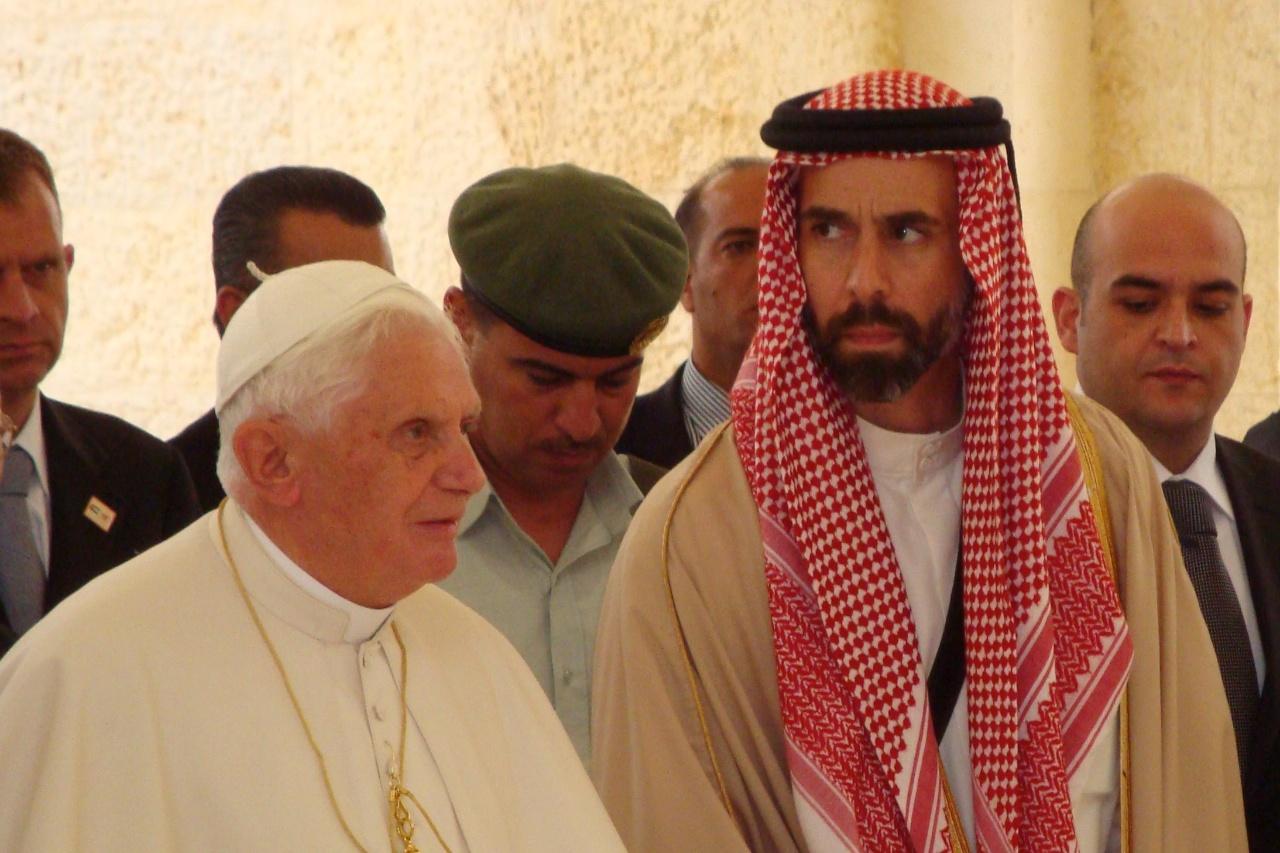 H.H. Pope Benedict XVI | 38