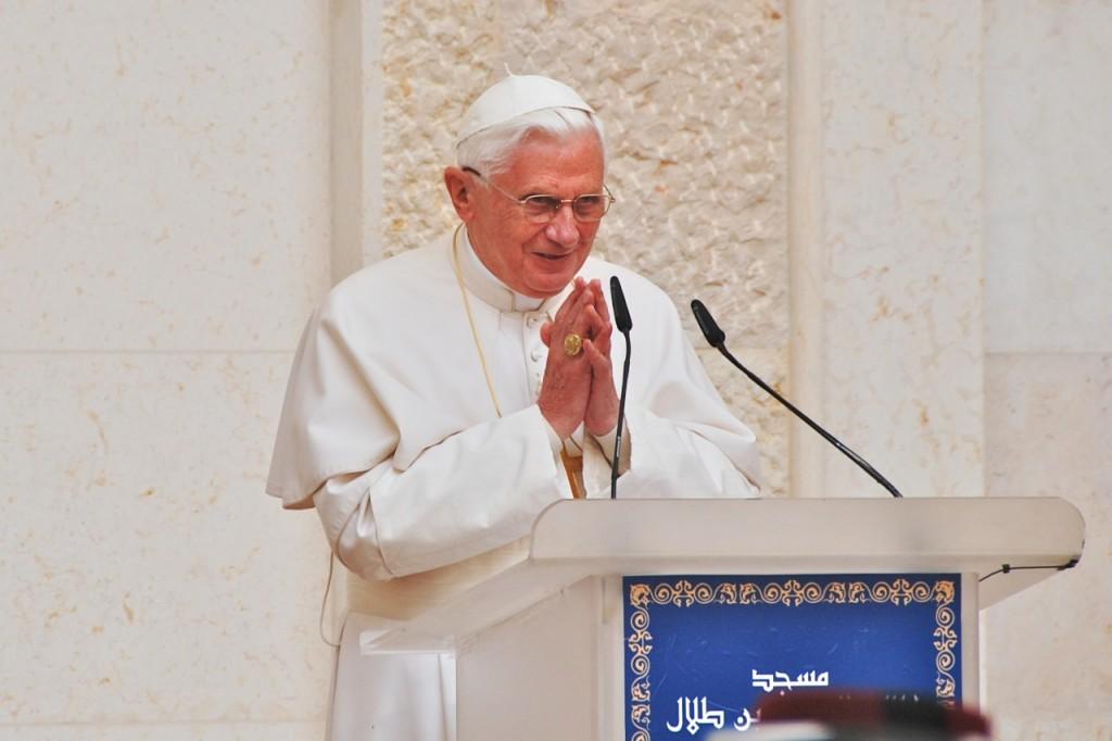 H.H. Pope Benedict XVI | 14