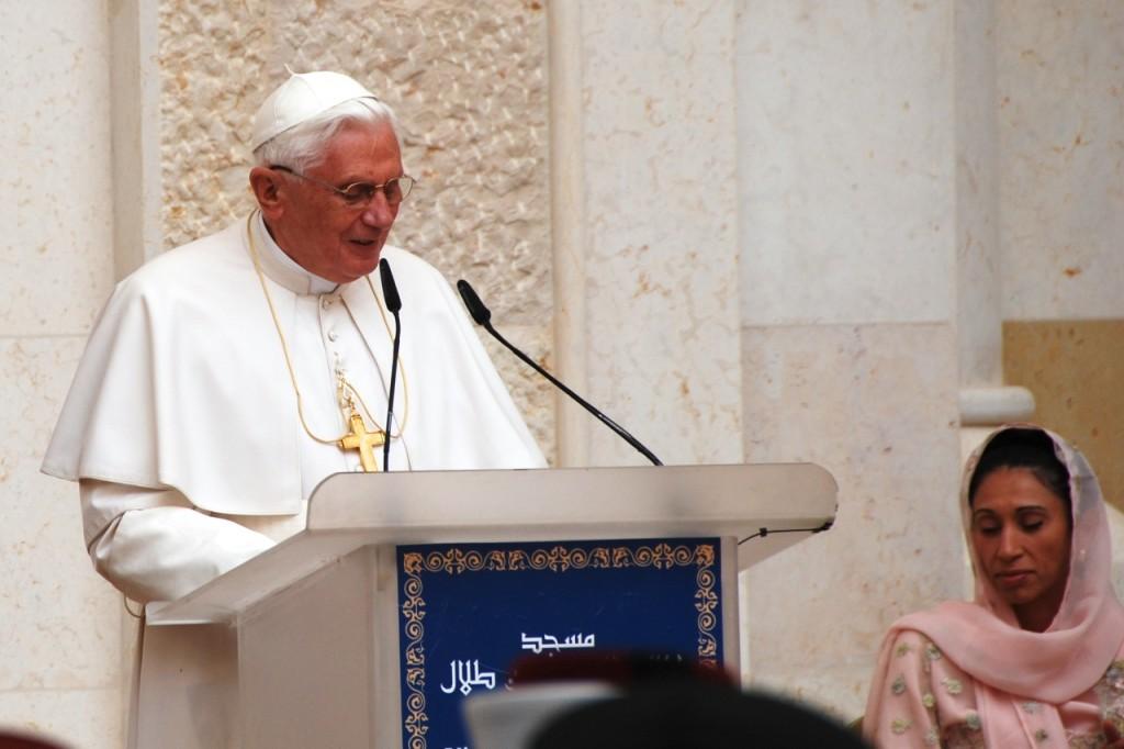 H.H. Pope Benedict XVI | 16