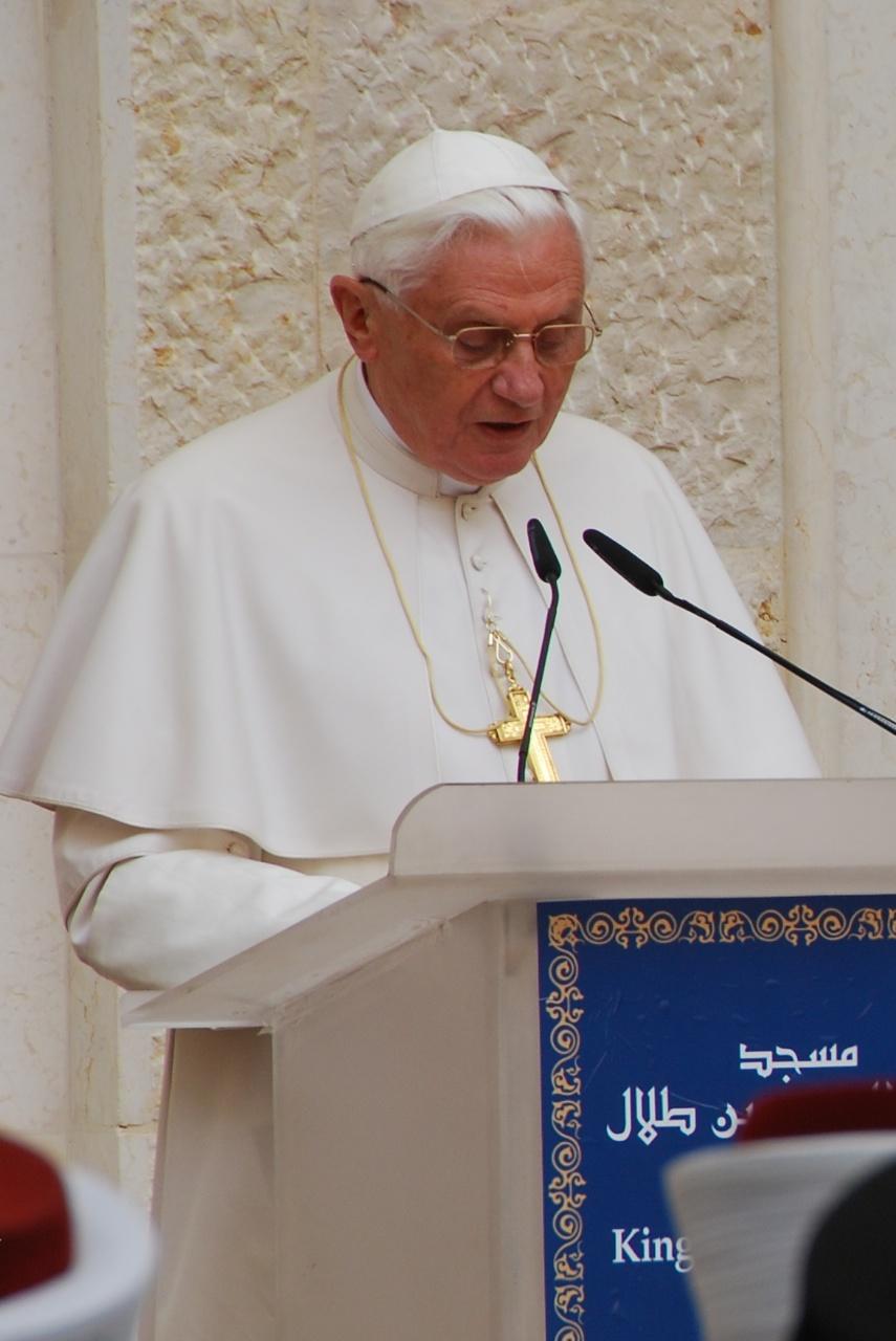 H.H. Pope Benedict XVI | 21