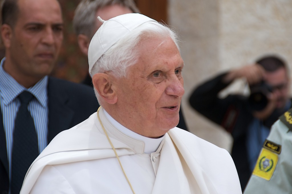 H.H. Pope Benedict XVI | 29