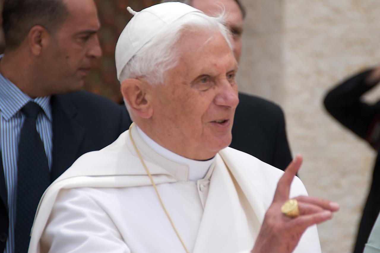 H.H. Pope Benedict XVI | 30