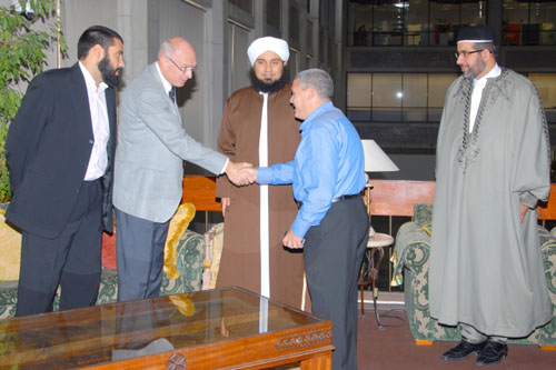 Muslim Scholars Thank Christian Scholars | 5